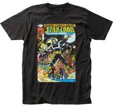 Marvel Comics Guardians of the Galaxy Star-Lord Cover Superhero Tee Shirt GOTG28