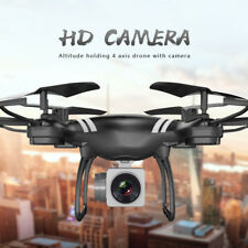 Wide Angle Lens HD Camera Quadcopter RC Drone WiFi FPV Live Helicopter Hover New