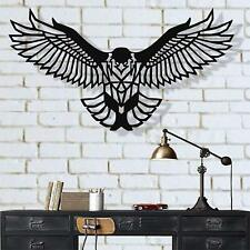 Eagle Metal Wall Art Work Metal Wall Decor Home Living Room Bedroom Decoration