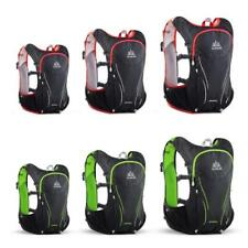 Sports Backpack Hydration Pack Water Bladder bag Camping Running Hiking Outdoor