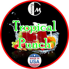Flavor Concentrates - TROPICAL PUNCH - USP KOSHER