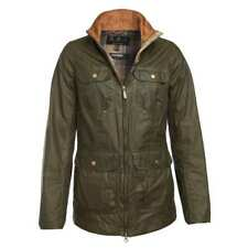 Barbour Womens Lightweight Beadnell 4oz Wax Jacket Archive Olive BARBOUR SALE...