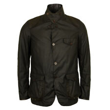 Barbour Beacon Sports Jacket Olive BARBOUR SALE - 20% OFF