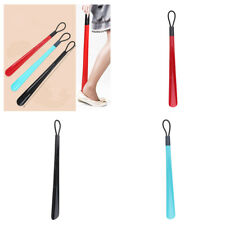 """1pc 19.7"""" Plastic Shoe Horn Shoehorn Flexible Extra Long Handle Remover Aid"""