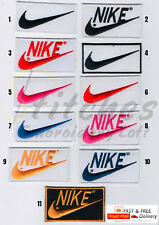 Nike Embroidered Iron Sew on Patch Badge logo sports Shirts Jeans Good Quality