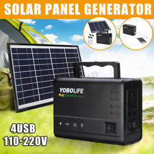 5V/12V/18V Solar Panel Battery Charger Power Generator For Phone Car RV Boat