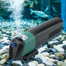 Aquarium Fish Tank Submersible Water Internal Filter Oxygen UV Sterilizer Lamp