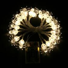 KCASA 2M 20 LED Spider Star String Lights LED Fairy Lights for Festival
