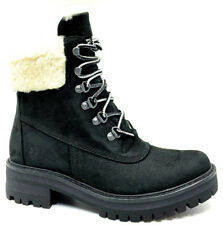 Timberland Courmayeur Valley Shearling-Lined Women's Boot TB0A1RPD