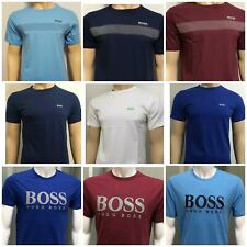HUGO BOSS T-SHIRT  SHORT SLEEVE  REGULAR FIT  3 DIFFERENT DESIGN NEW WITH TAG