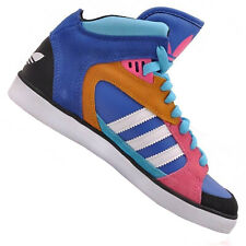 100% authentic 0d4e0 6b5b8 Adidas Originals Amberlight W Trainers Extaball High Top Trainers  Multicoloured