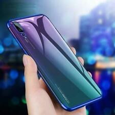 Case For Huawei P20 Pro P20 Lite P Smart 19 Cover 360 Hybrid Shockproof Silicone