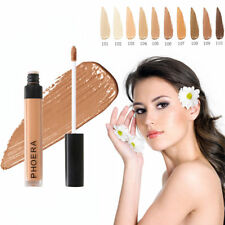 PHOERA® Concealer Full Coverage Liquid Pro Foundation Long lasting Moisturizing