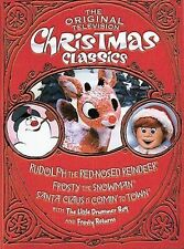 The Original Television Christmas Classics (Rudolph the Red-Nosed Reindeer / Sa