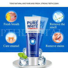 Bioaqua Herbal Mint Fresh Toothpaste Whitening Cranberry Remove Clean Teeth Cool