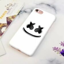 Marshmello Helmet Art 3D Wrap Print iPhone and Samsung Case Silicone Case
