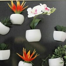 Fridge Magnets Magnetic Sticker Artificial Plant Flower Refrigerator Decal