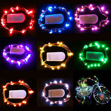 20LEDs 2M LED Fairy String Lights Battery Operated Party Lamp Night Lights Decor