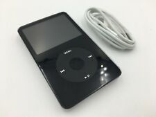 Apple iPod Classic 5th Generation 30GB Black White A1136