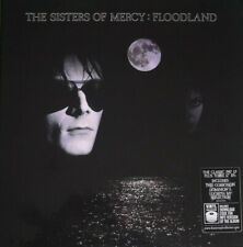 The Sisters Of Mercy Floodland NEAR MINT Warner Music Uk Ltd. Vinyl LP-Box