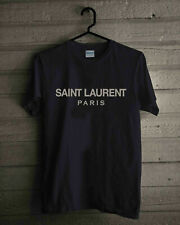 Vintage 2019Saint Laurent Black New Gildan T-SHIRT Size S-5XL TOP!!!