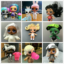 LOL Surprise HAIRGOALS SERIES BHADDIE SNOW BUNNY OOPS BABY Doll-COLOR CHANGED