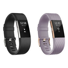 Fitbit Charge 2 HR Activity Tracker and Heart Rate Smart Fitness Wristband