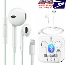 Wired Bluetooth Earbuds Headphones Headsets For Apple iPhone X Xs XR  6 7 8 iPad