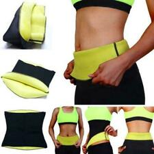 Women Hot Sweat Thermo Neoprene Body Shaper Gym Slimming Belt Slim K1V1