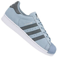 Adidas Superstar SFX 2 Light Blue Shoes US Size 7 with box
