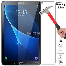 Tempered Glass Screen Protector Clear HD Cover For Samsung Galaxy Tab All Models
