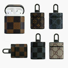 AirPods Case Cover Protective Leather Holder Bag For Apple Air Pod Accessories