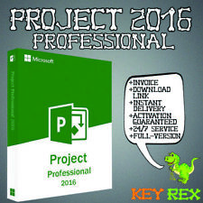 Project 2016 Professional,  Project 2016 Pro ✔Vollversion - Full version ✔32&64