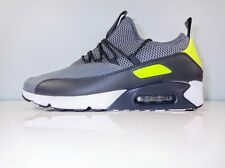 Nike Air Max 90 EZ Men Running Shoes AO1745-003 Cool Grey/Volt/Anthracite/White