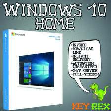 ➜Windows 10 Home, Win 10 Home ✔Vollversion ✔32&64 Bits ✔ESD, Kundensupport