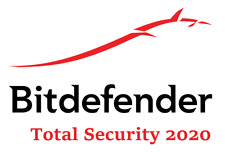 Bitdefender Total Security 2020 / 2019 - 2 Years   Fast Delivery [NO CODE]