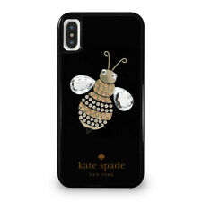 BEST KATE SPADE DIAMOND BEE COVER FOR IPHONE 7+/8/8+/XR/XS MAX COVER CASE