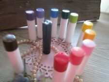 All Natural Lip Balm, Tube Lip Balms, 50+Variety of Flavors, Silky Soft Lips