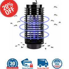 HOT Mosquito Killer Lamp Electric Insect Zapper Led Bug Trap Photocatalyst