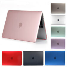 Hard Case Cover Shell Slim For Macbook Laptop Air Pro Retina 11 13 15 12 Inch