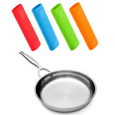 Silicone Hot Handle Holder Lodge Pot Sleeve Ashh Cover Grip For Kitchen Pan Hold