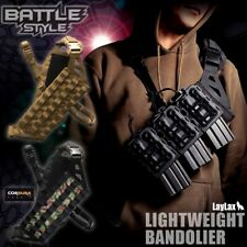 Laylax Airsoft Battle style Bandolier lightweight Molle support