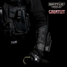 Laylax Airsoft Battle style Gauntlet Molle support Adjustable Free Size