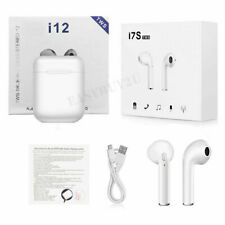 i7s TWS i12 Wireless/Bluetooth Earbuds/Earphones/Headphones For /iPhone/Android