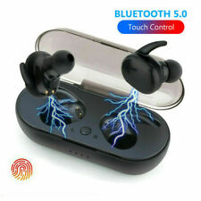 Bluetooth 5.0 Wireless Headphones TWS4 Earphone Mini In-Ear Pods For Android