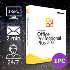 Office 2010 Professional Plus - Pro Plus > 32/64 Bit > E-Mail Versand
