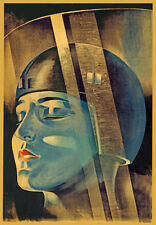 METROPOLIS Movie PHOTO Print POSTER Film Art Fritz Lang German Brigitte Helm 001