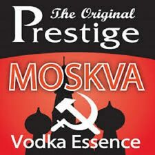 Prestige Essences many types of Vodka. Just add to your spirit for great drinks!