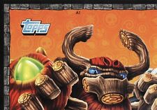 Skylanders Giants Trading Cards Pick From List Puzzle Cards