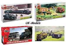 Airfix - 1/76 WWII Military Vehicles